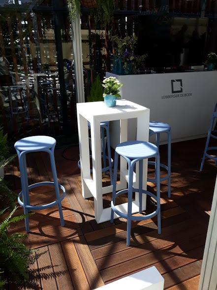 Muebles de diseño para eventos