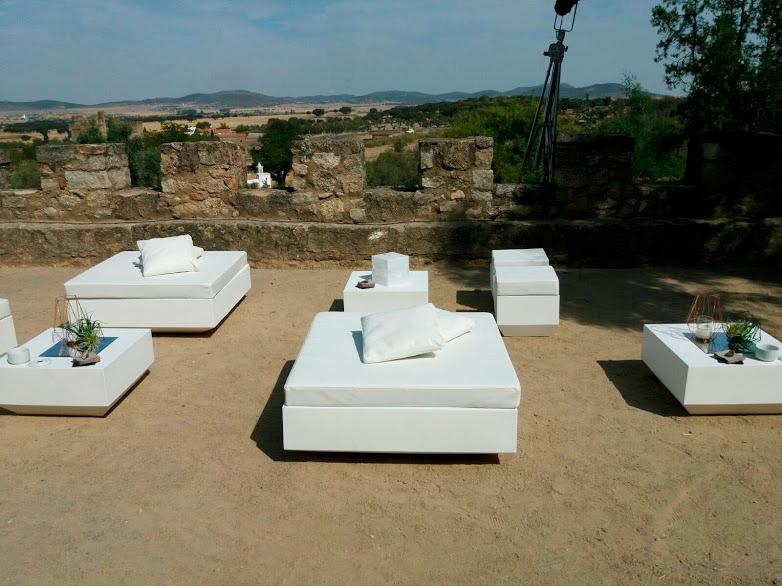 Alquiler de muebles de Vondom