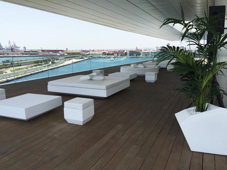 Muebles de diseño de Vondom